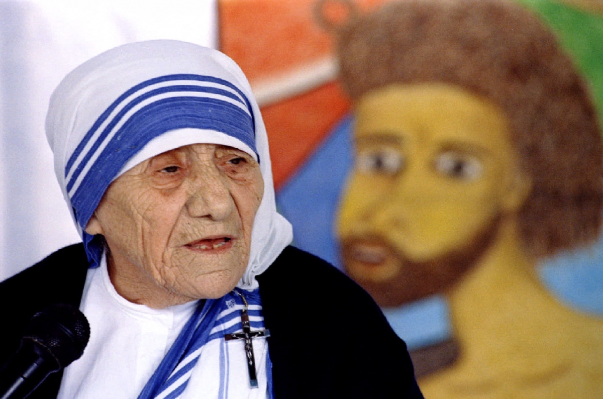 Mother Teresa sainthood