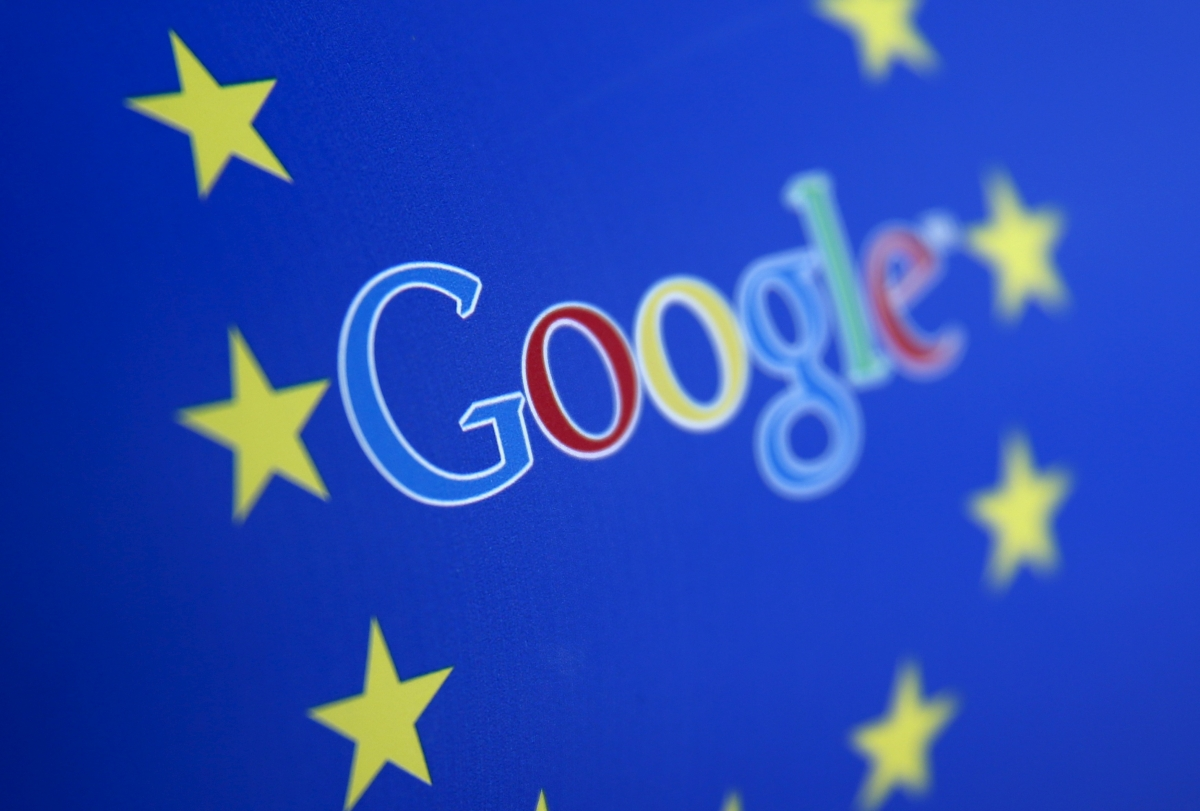 google EU antitrust europe lobbying