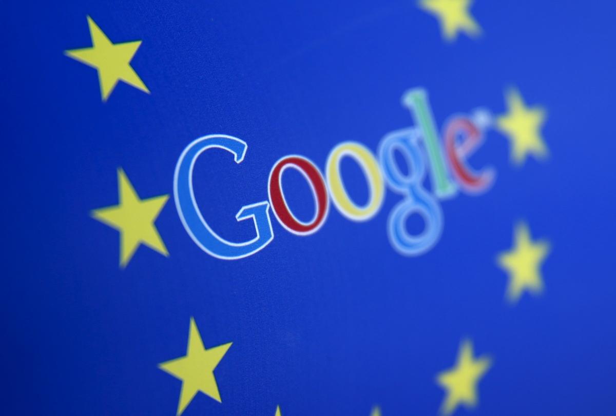 google EU antitrust europe lobbying
