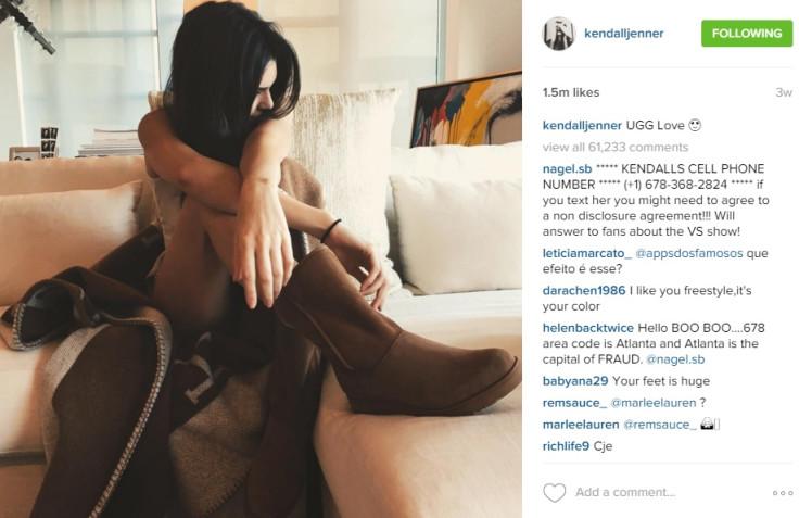 Kendall Jenner, Gigi Hadid, Cara Delevingne