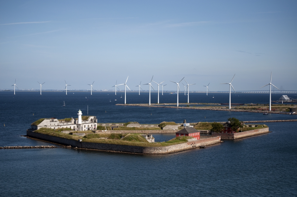 Danish Windfarm