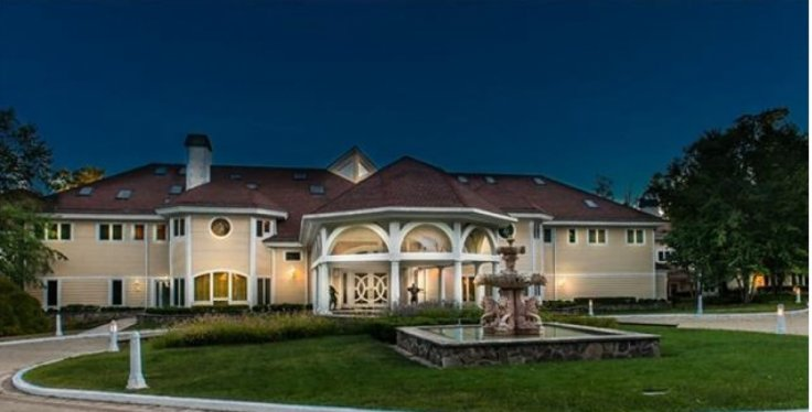 50 Cent's mansion