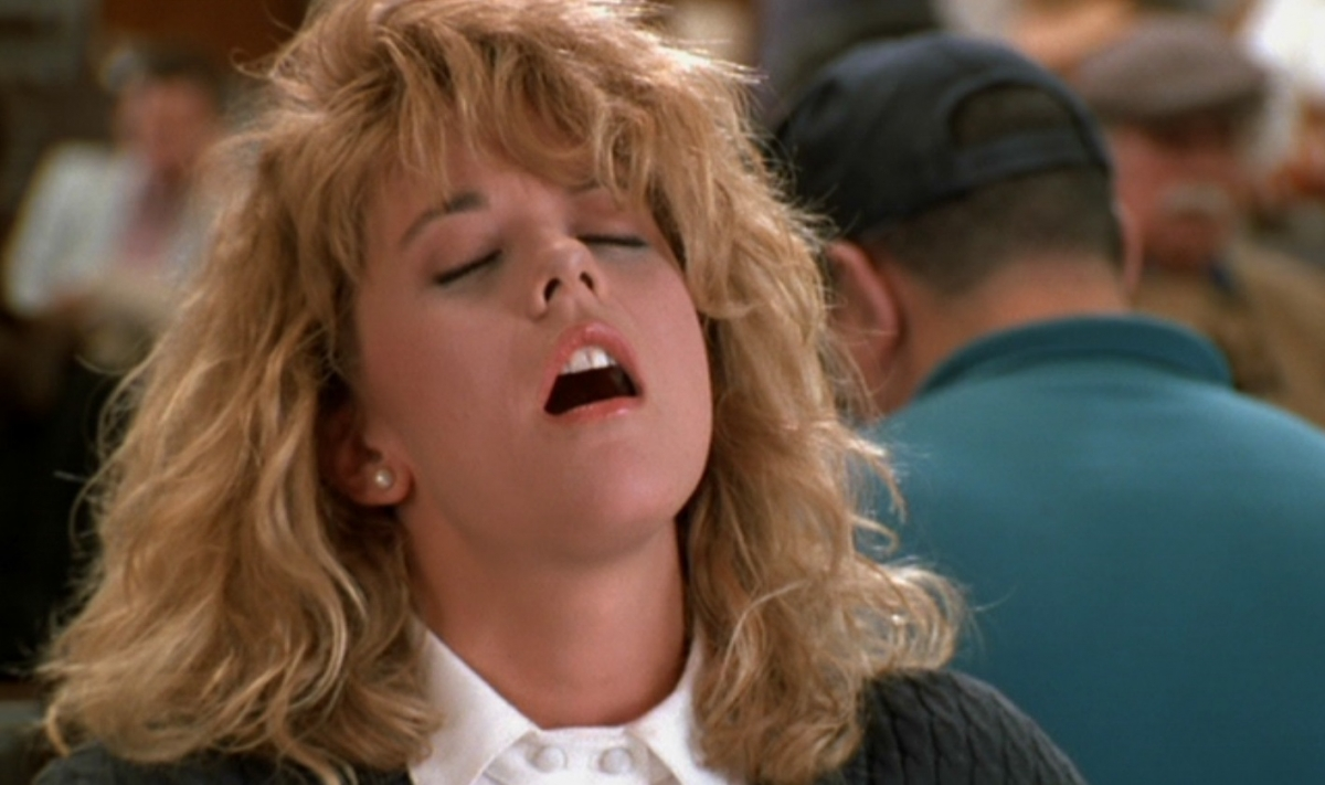 When Harry Met Sally Orgasm