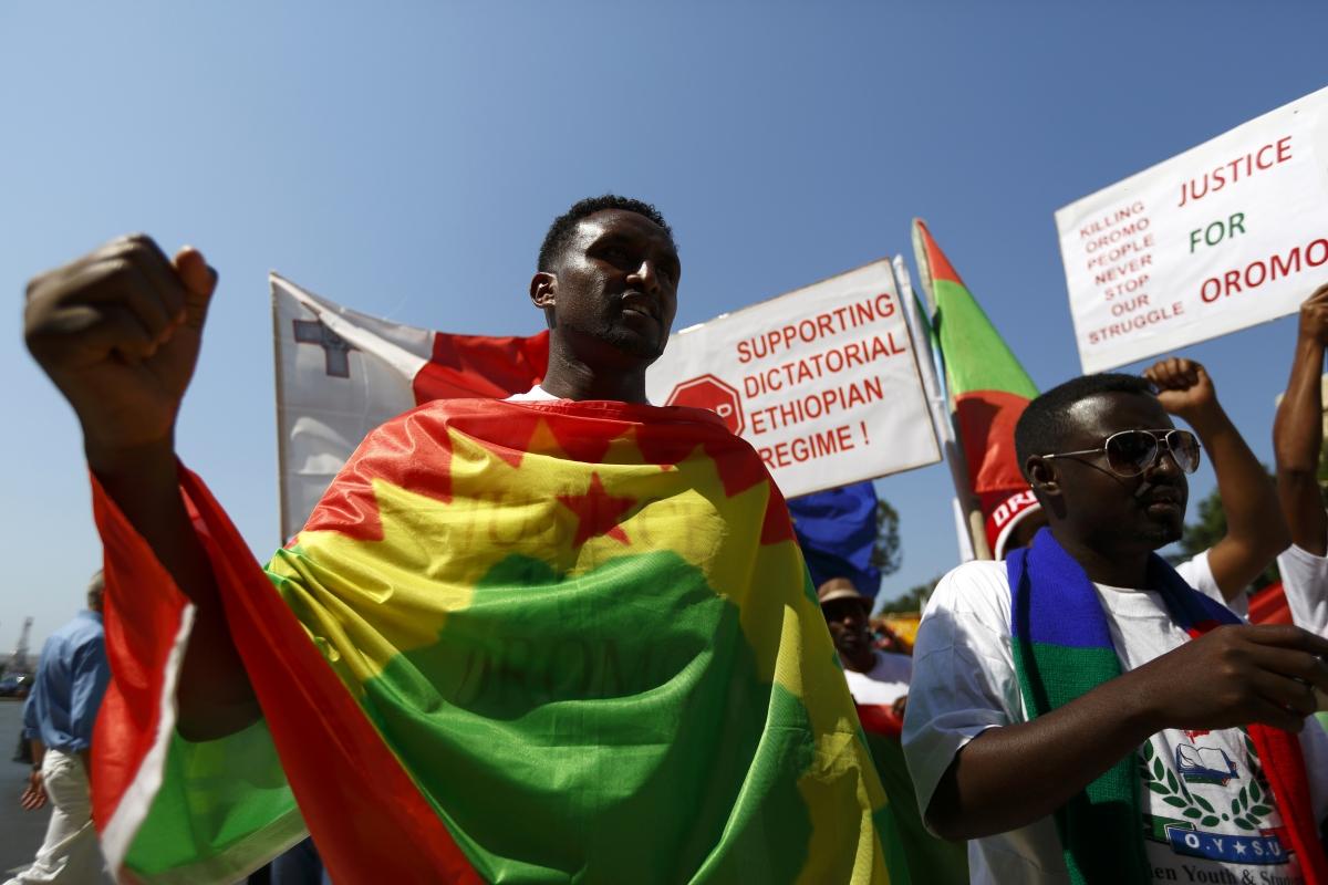 Oromo protest