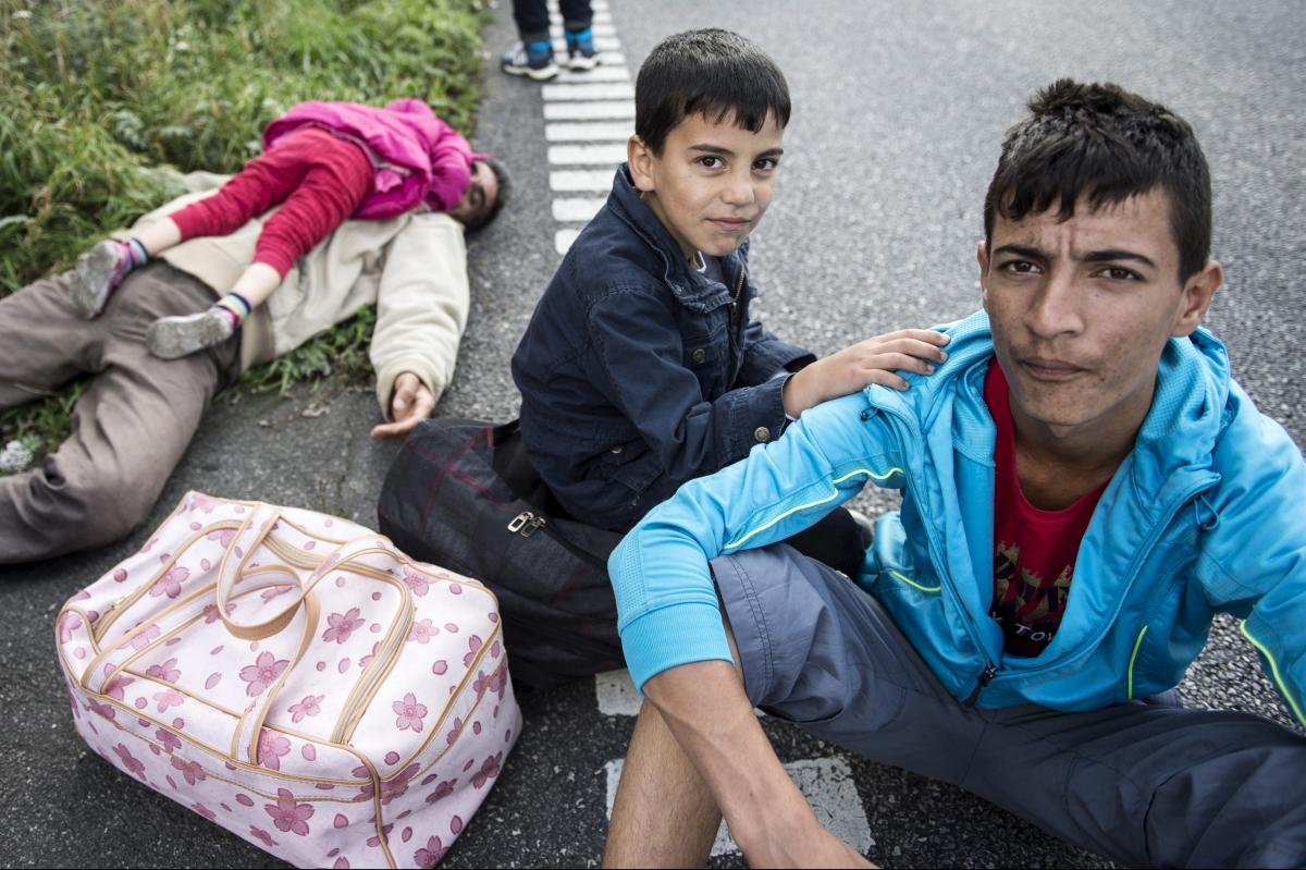 Denmark asylum seekers