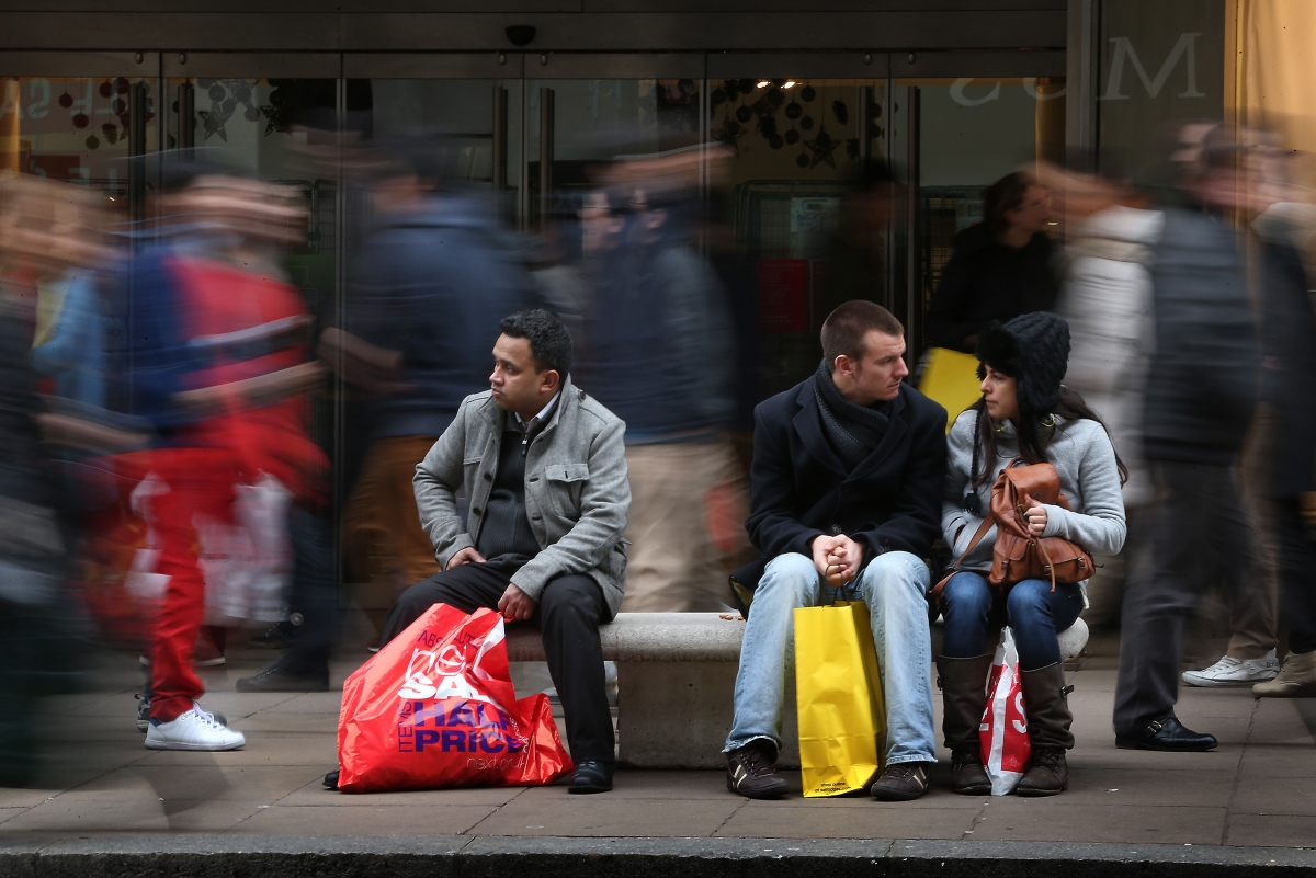 Britons expected to spend £6bn between Panic Saturday and Christmas
