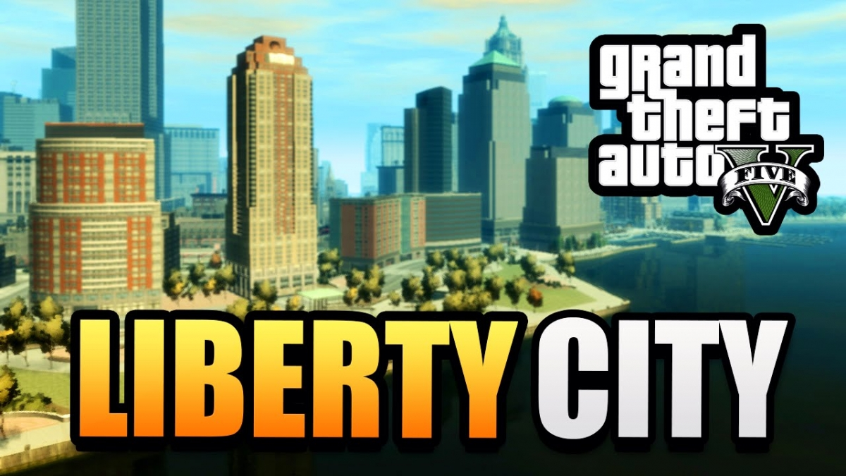 GTA 5: Liberty City DLC