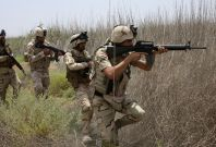 Iraq security forces