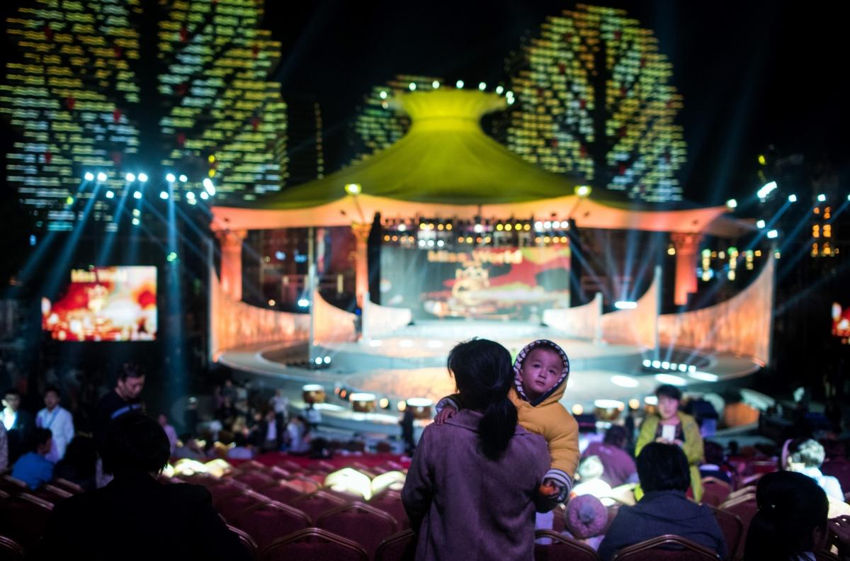 Miss World 2015 venue