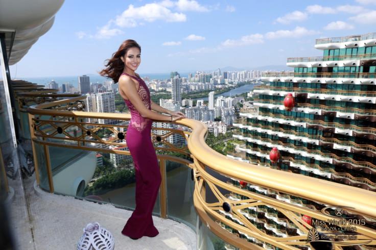 Miss Lebanon 2015 Valerie Abou Chacra