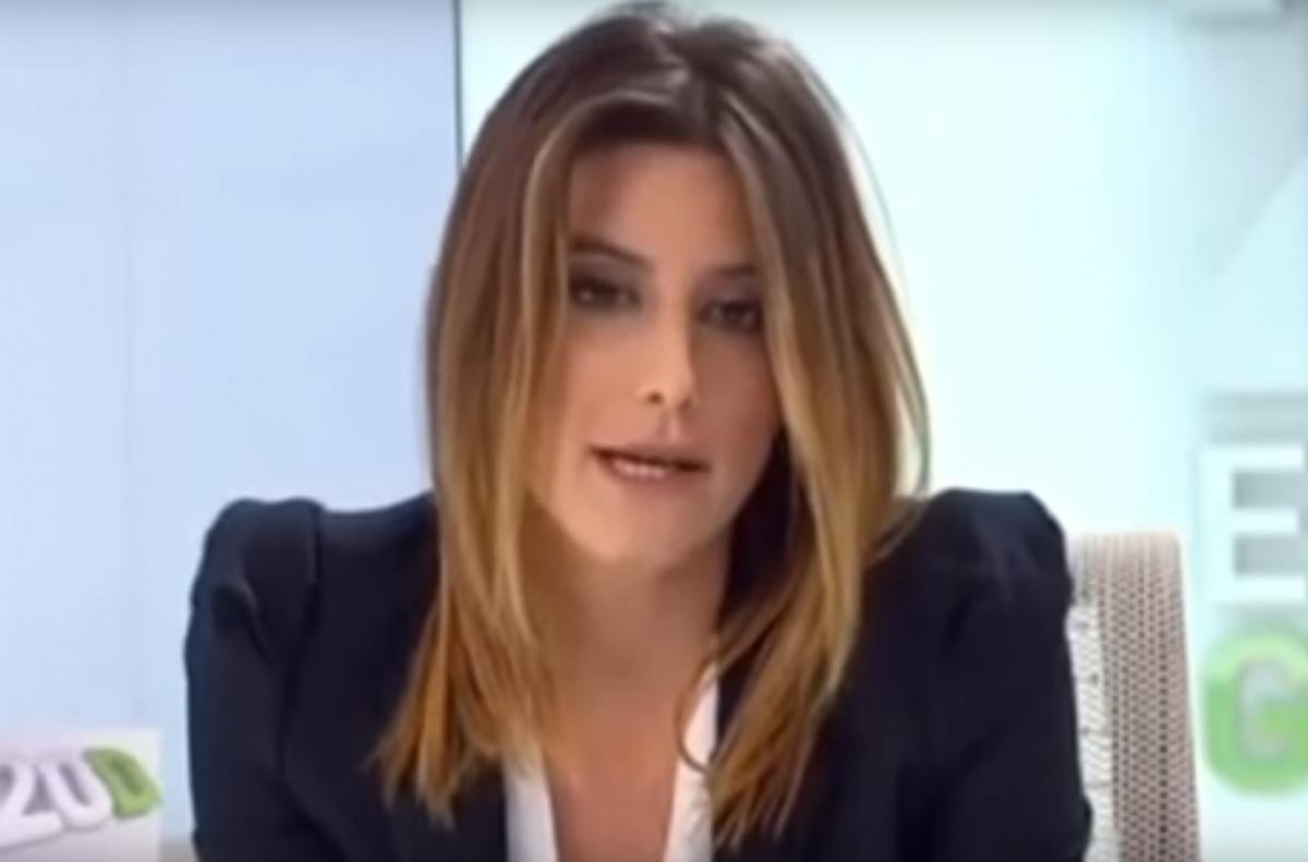 Virginia Salmeron Ciudadanos Spain vote