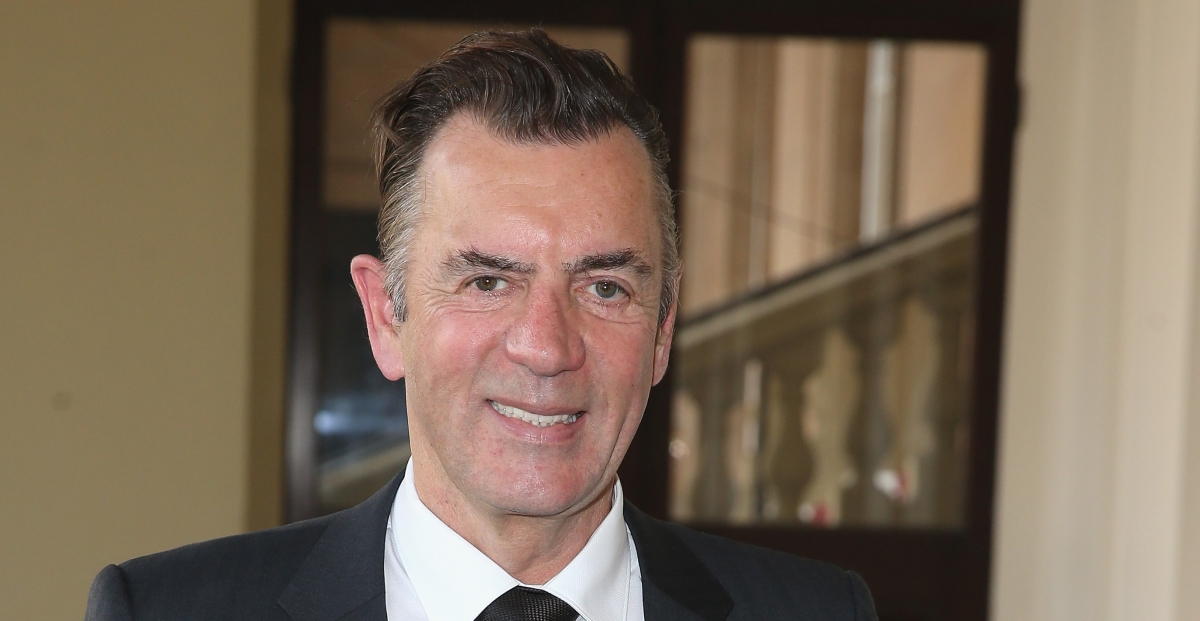 Duncan Bannatyne Queen's Young Leaders Awards 2015