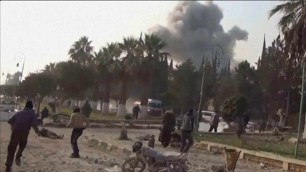 Syria's Idlib