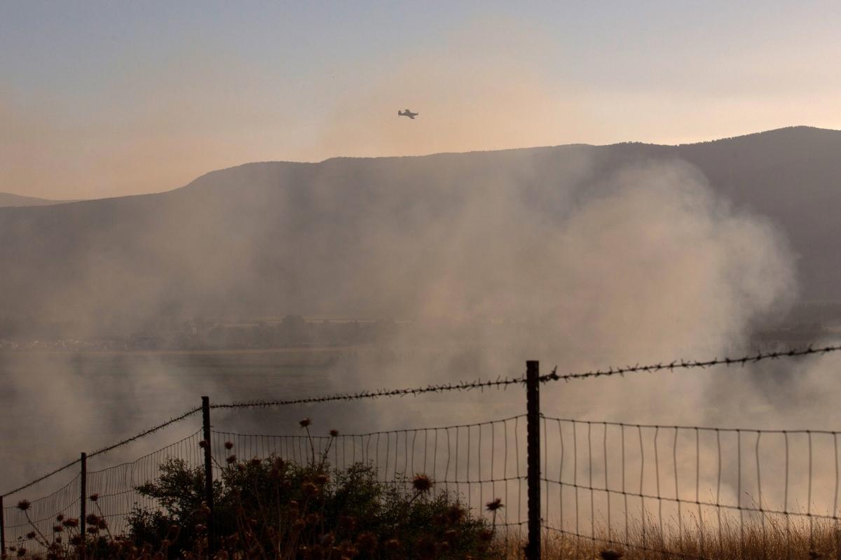 Lebanon rockets Israel