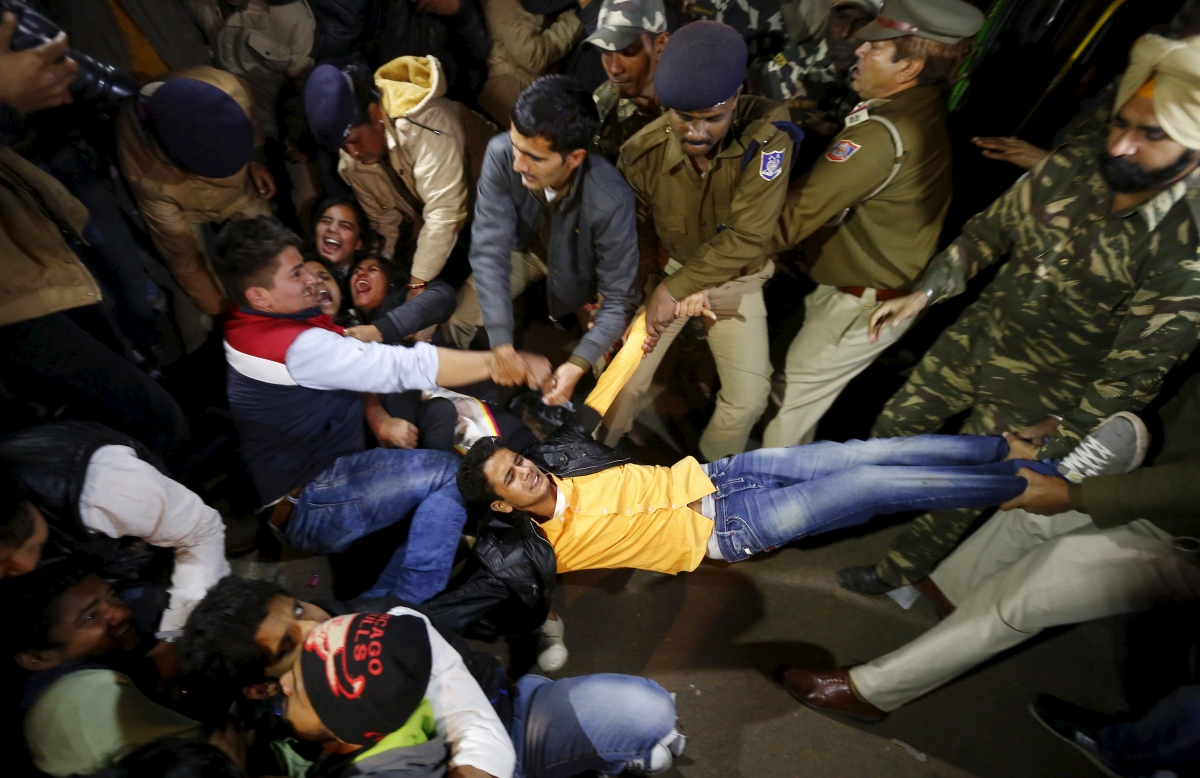 Delhi Gang Rape Indian Parliament Expected To Amend -3318