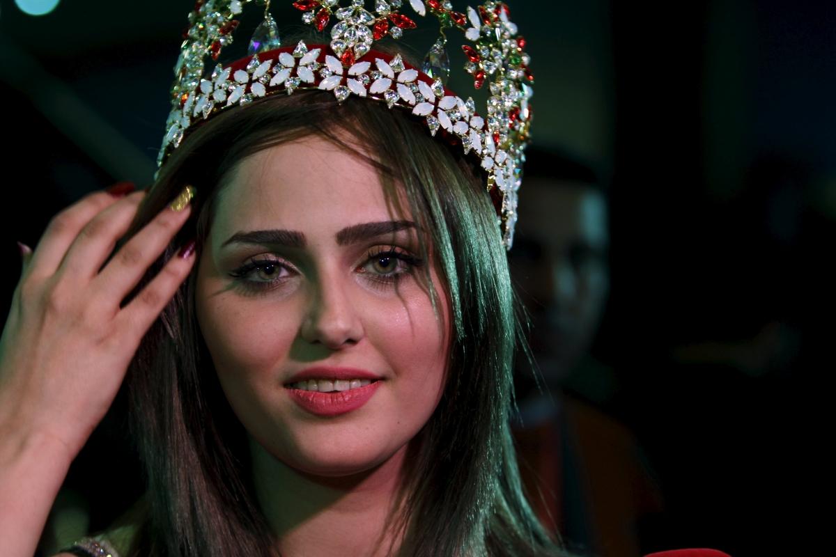 Miss Iraq 2015