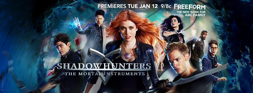 Shadowhunters premiere