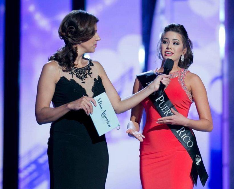 Miss Puerto Rico 2015 Destiny Valez
