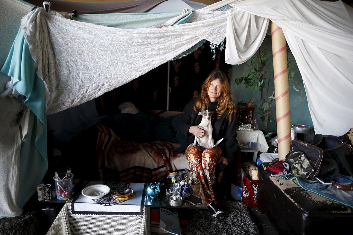 Homeless in LA