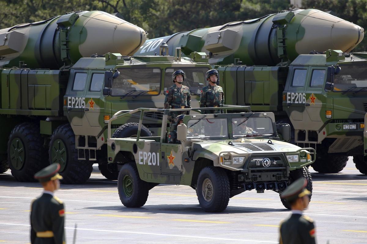 China ICBM