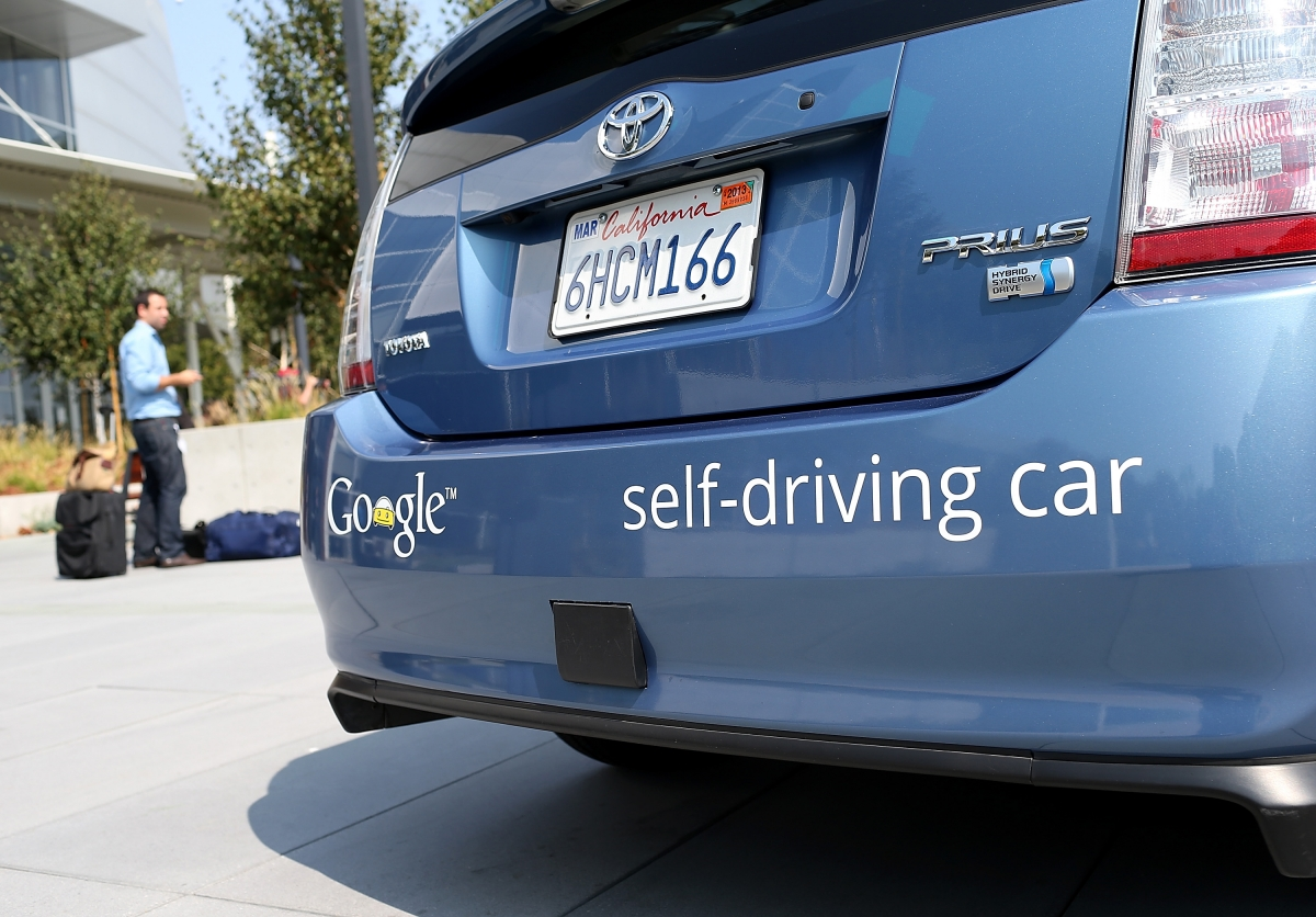 Ford to build Google self-driving cars
