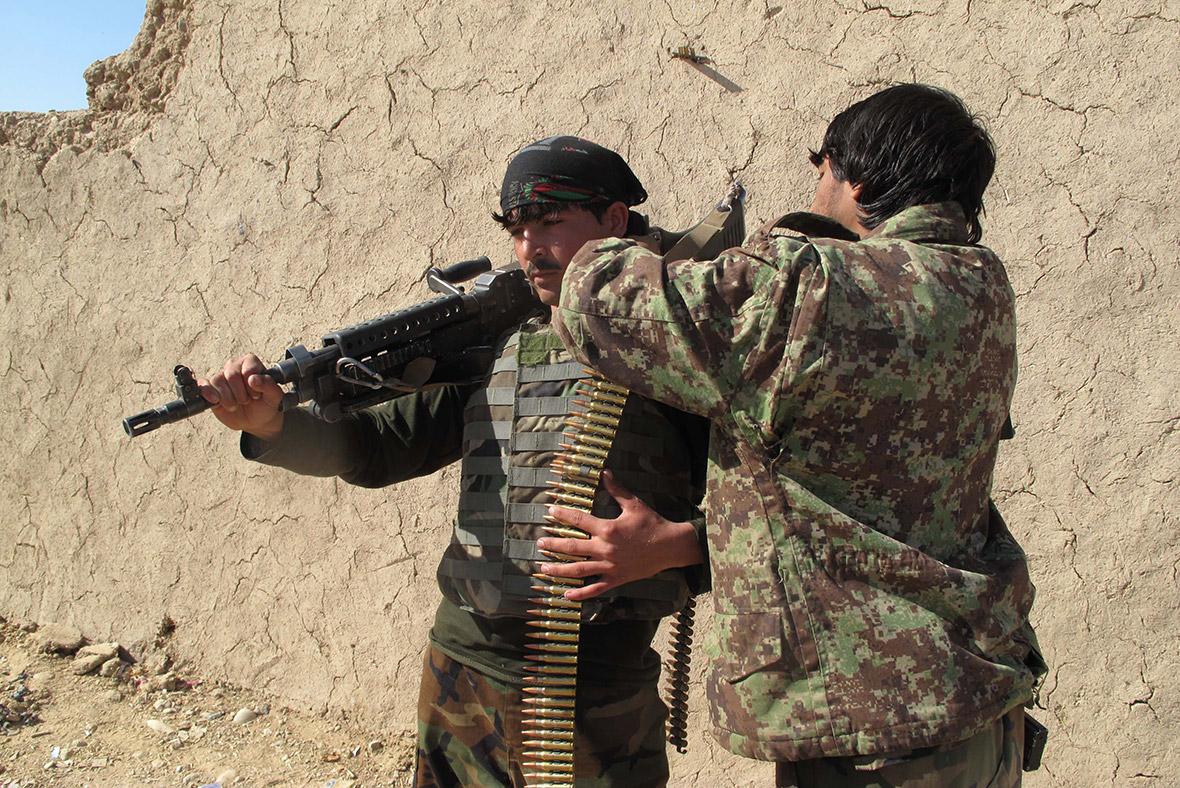 Sangin, Helmand, Afghanistan