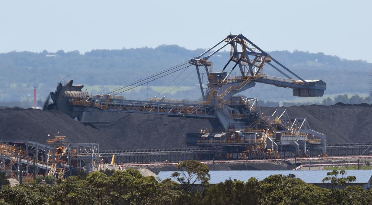 Coal mining, Australia