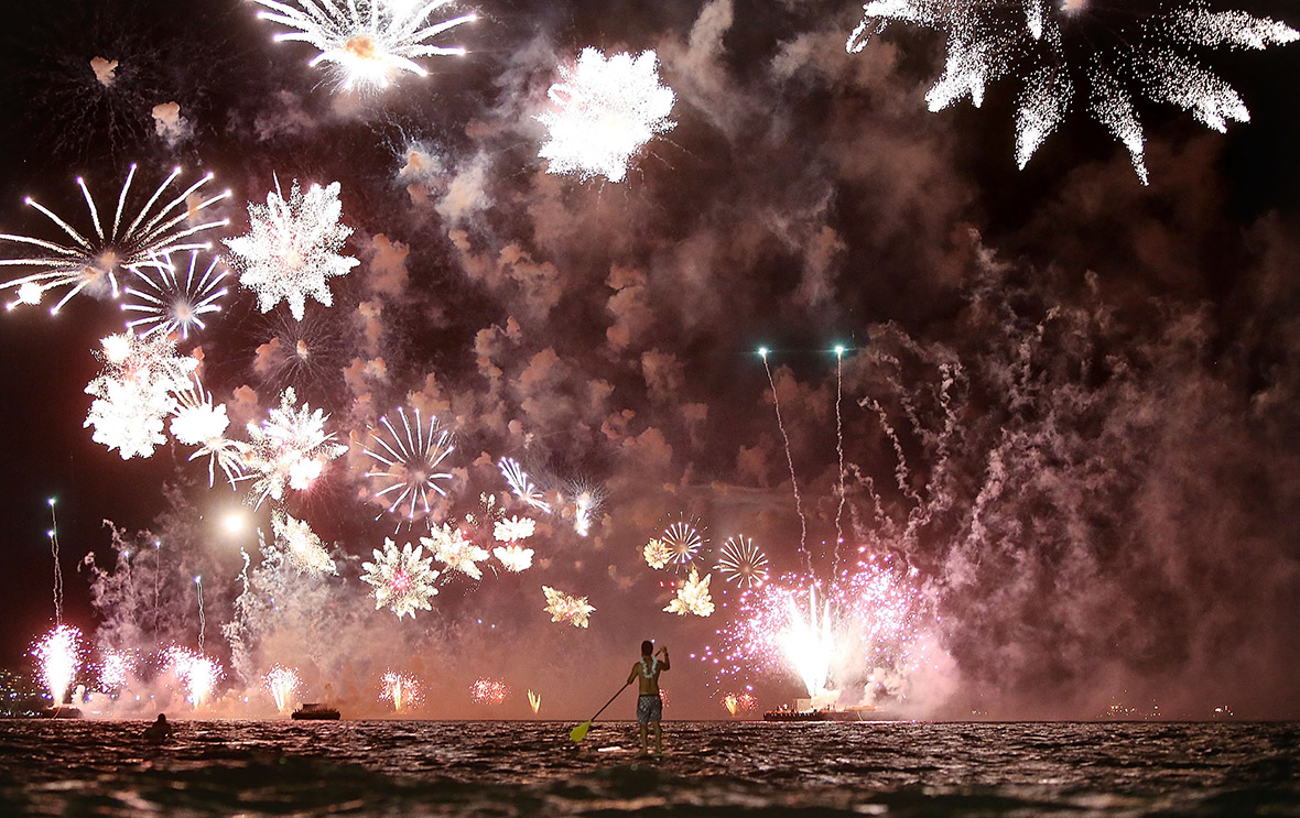 News photos of the year 2015
