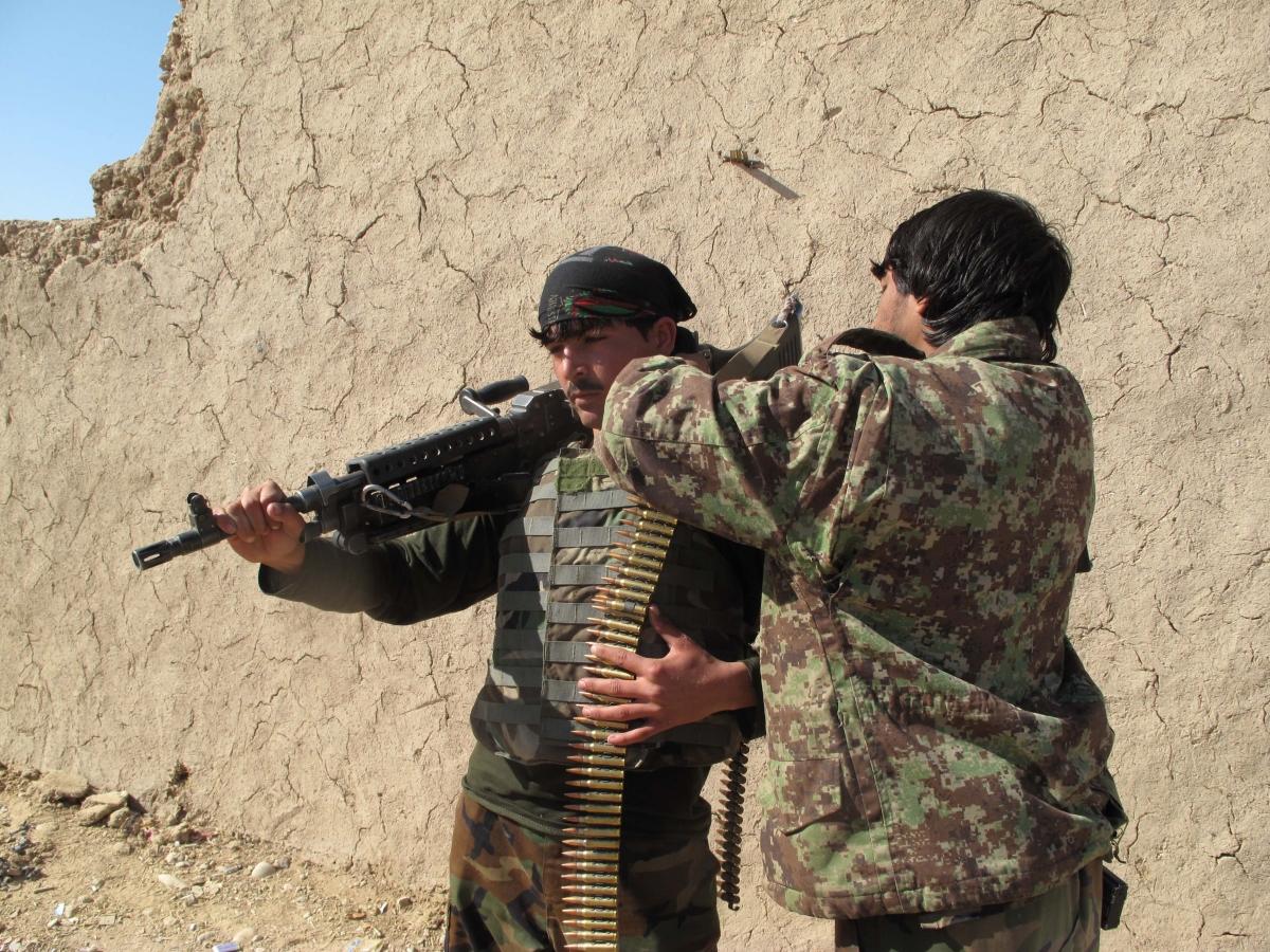 Sangin Helmand Province Afghanistan