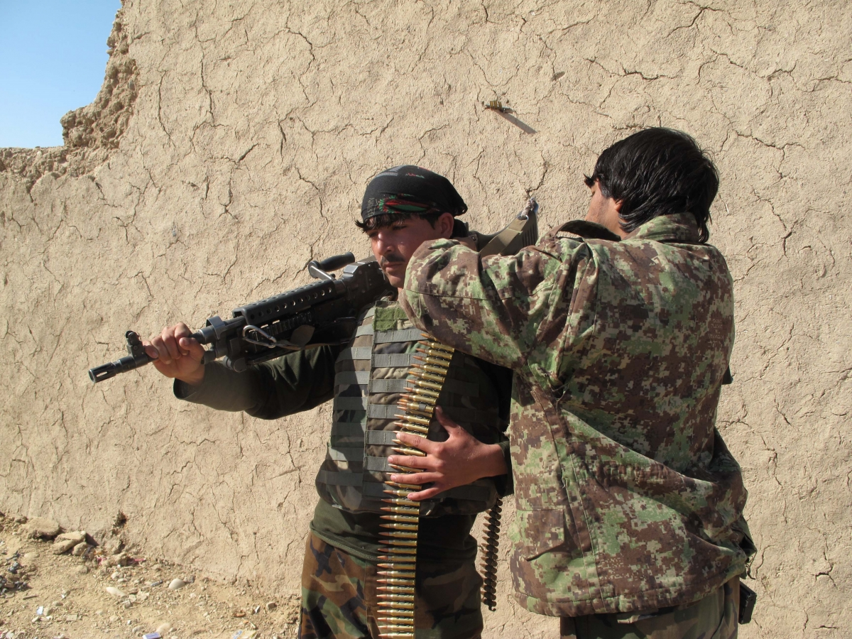 Sangin Helmand Province Afghanistan