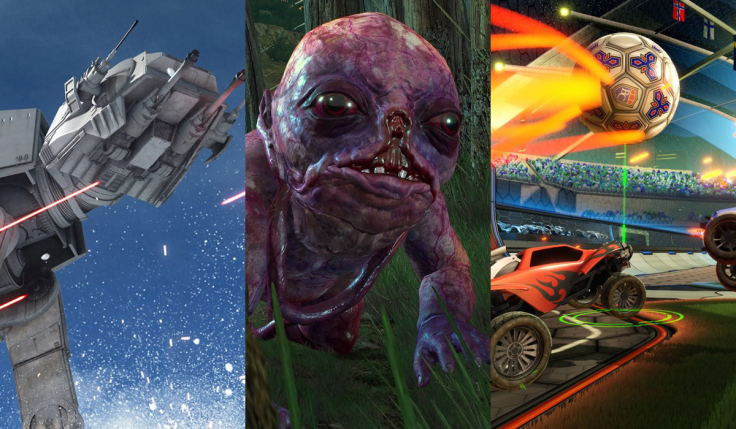 Great gaming moments of 2015: The Witcher 3, Star Wars