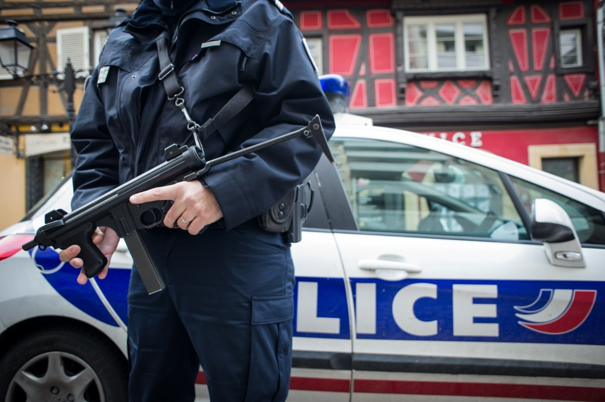 Police in Orleans