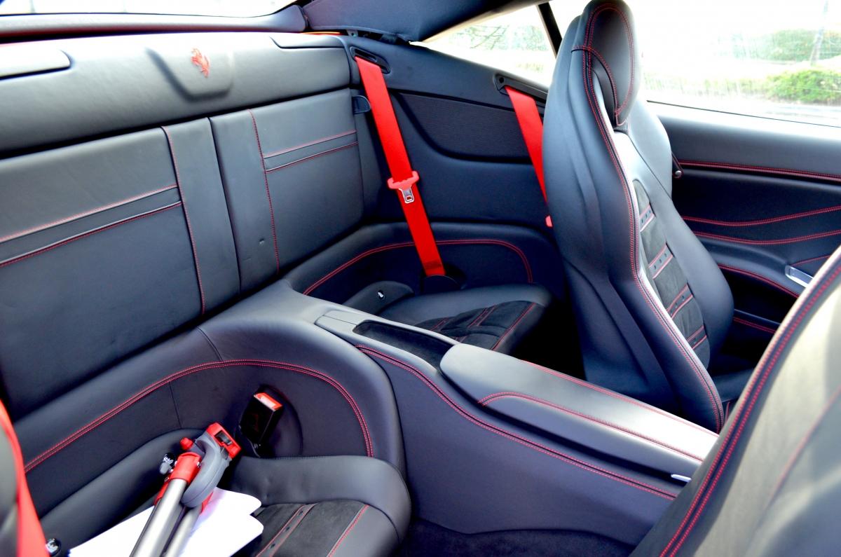 Baby Car Seat Ferrari California