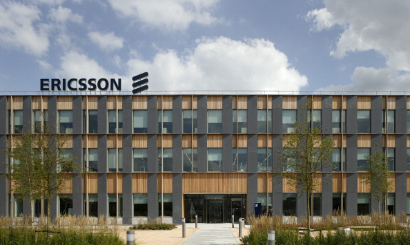 Ericsson signs patent deal with Apple