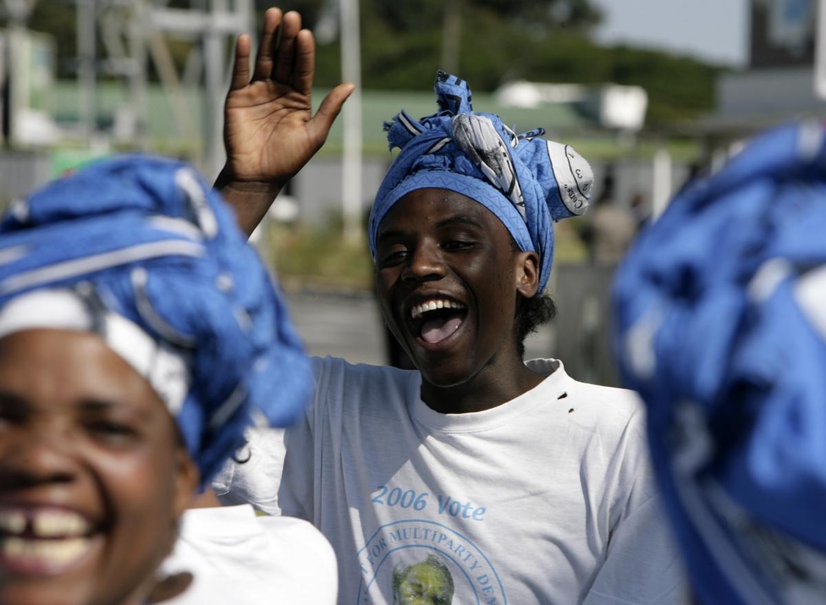 Zambian women