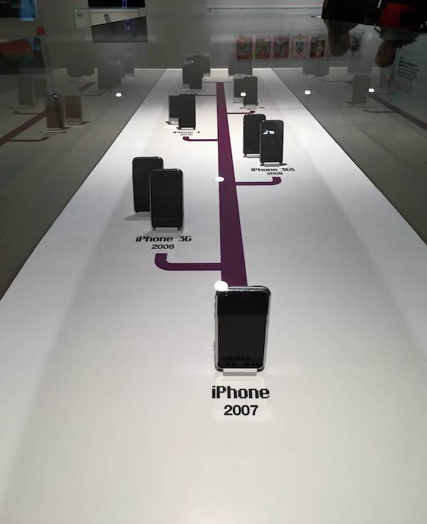 Apple Museum in Prague