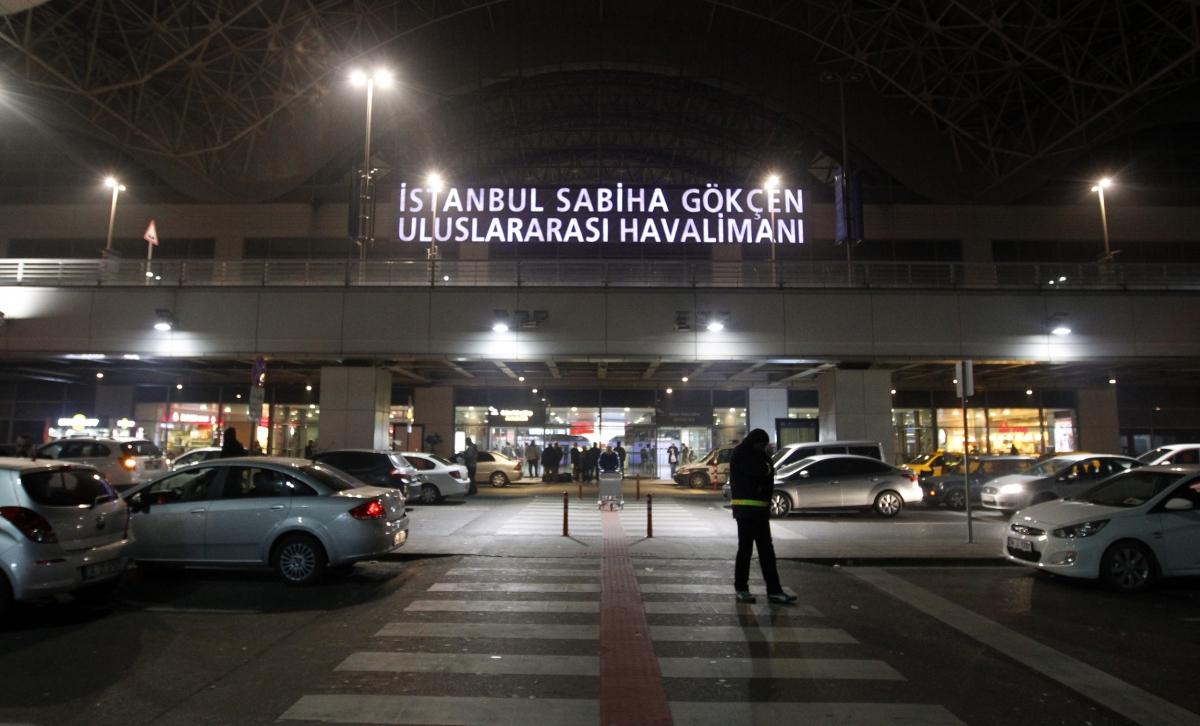 Istanbul's Sabiha Gokcen airport explosion
