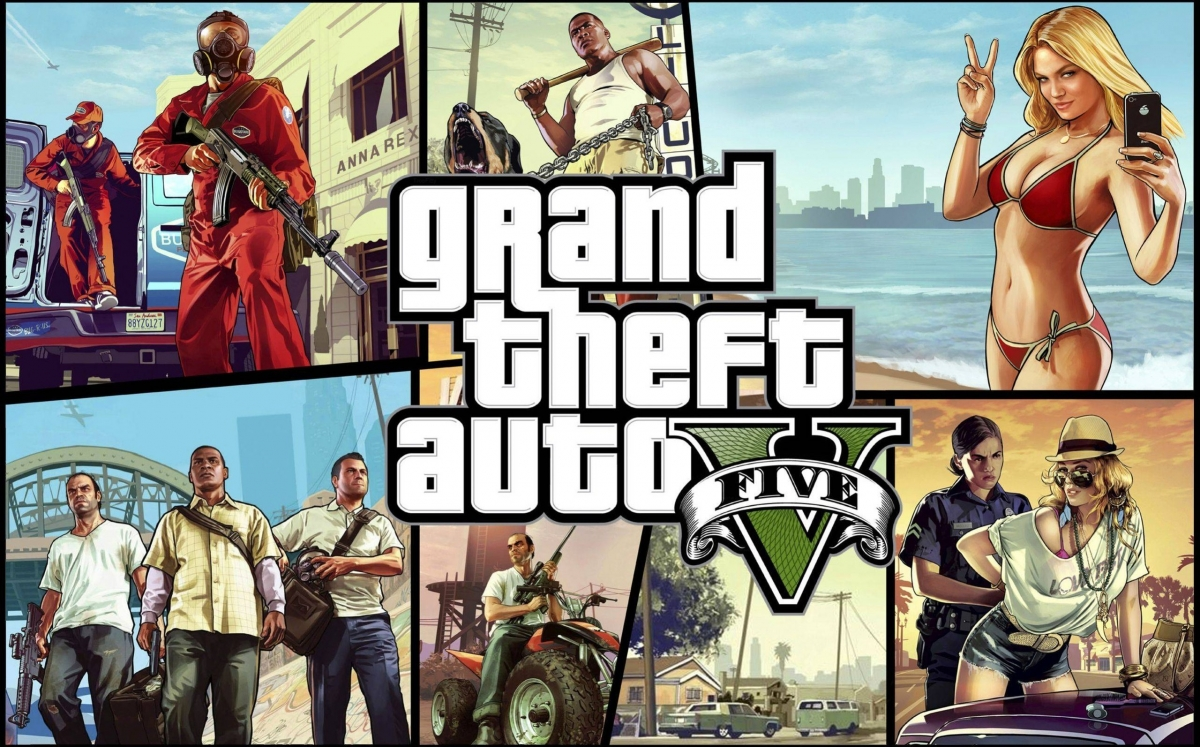 GTA 5 DLC update