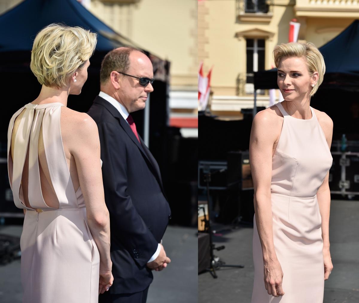 Princess Charlene of Monaco style in 2015