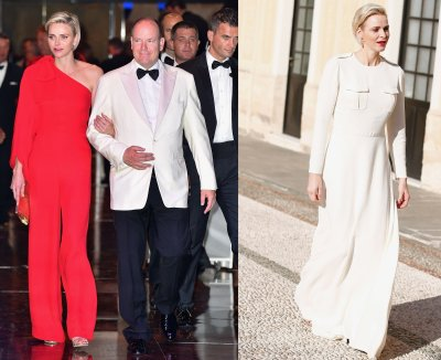 Princess Charlene of Monaco style in 2015