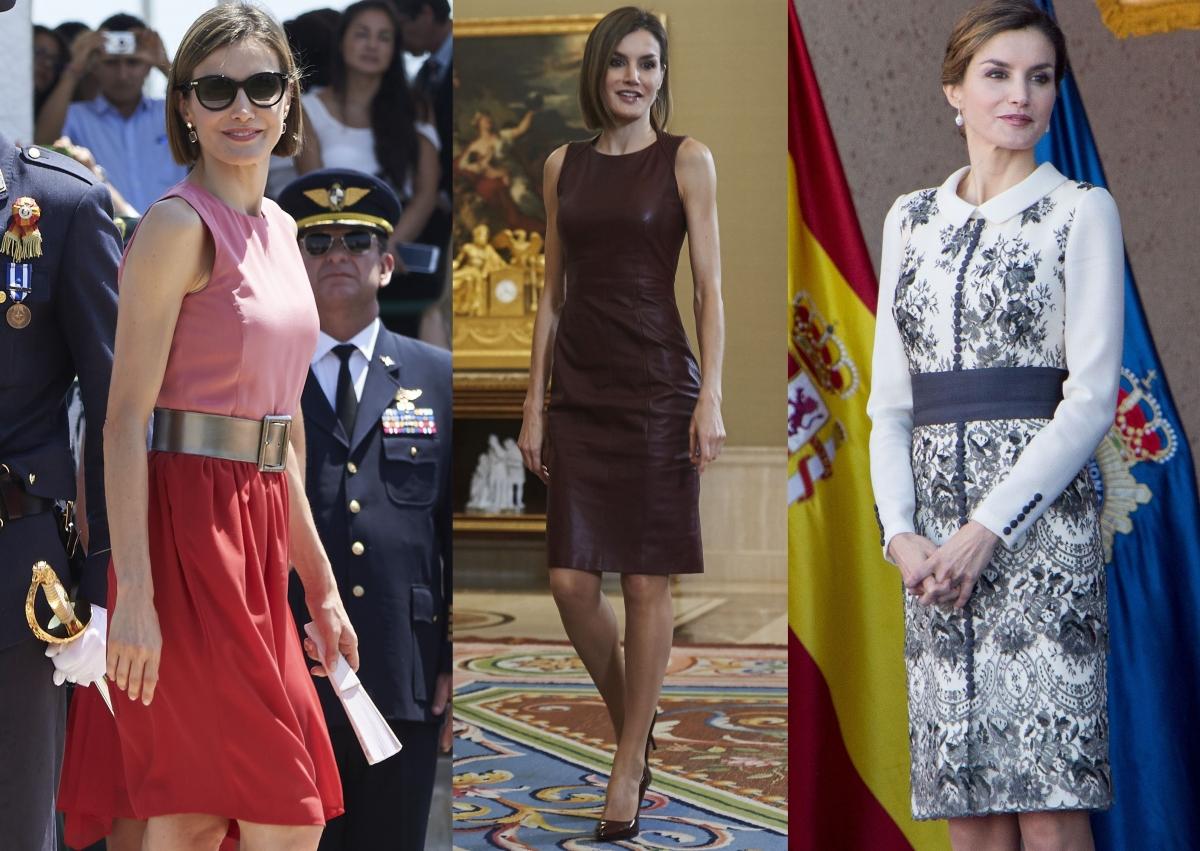 Queen Letizias style in 2015