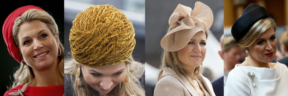 Queen Maxima's style in 2015