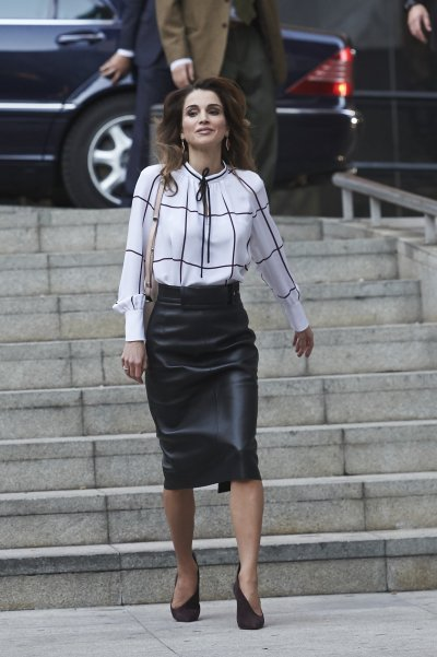 Queen Ranias style in 2015