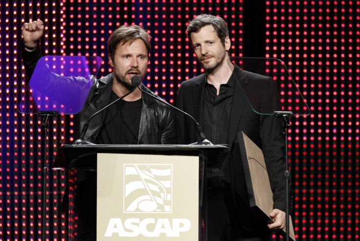 Dr Luke and Max Martin