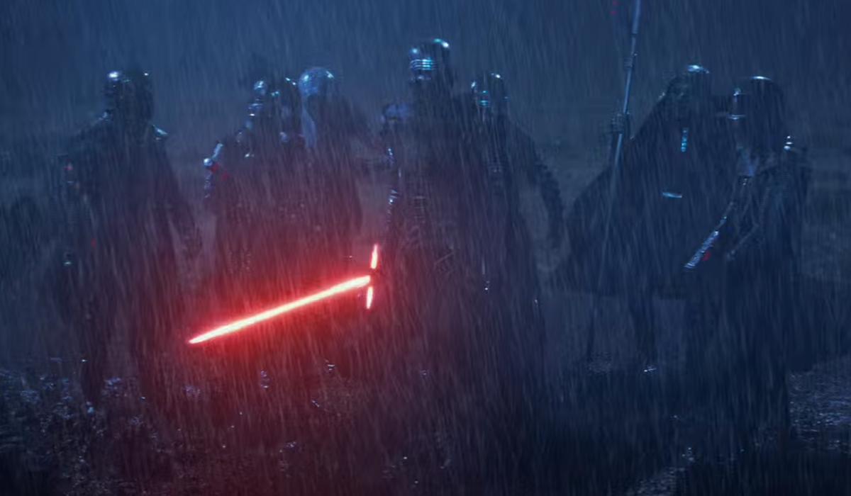Star Wars Episode 8 Knights of Ren