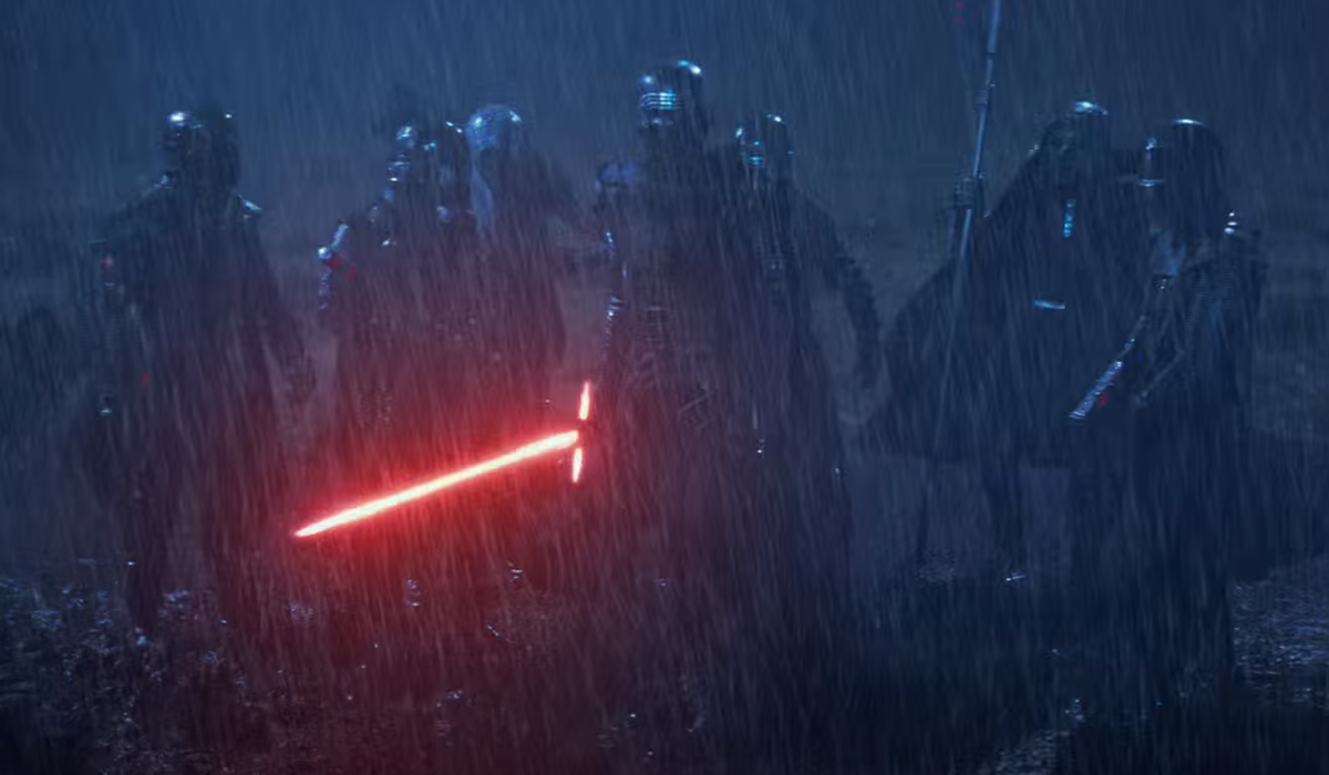 Star Wars Episode 8 Knights of Ren