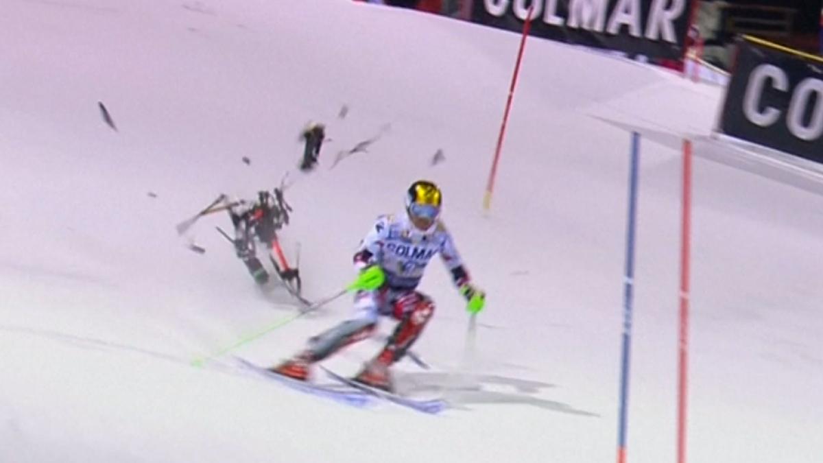 drone skier