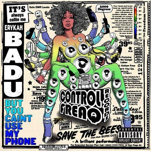 Erykah Badu mixtape