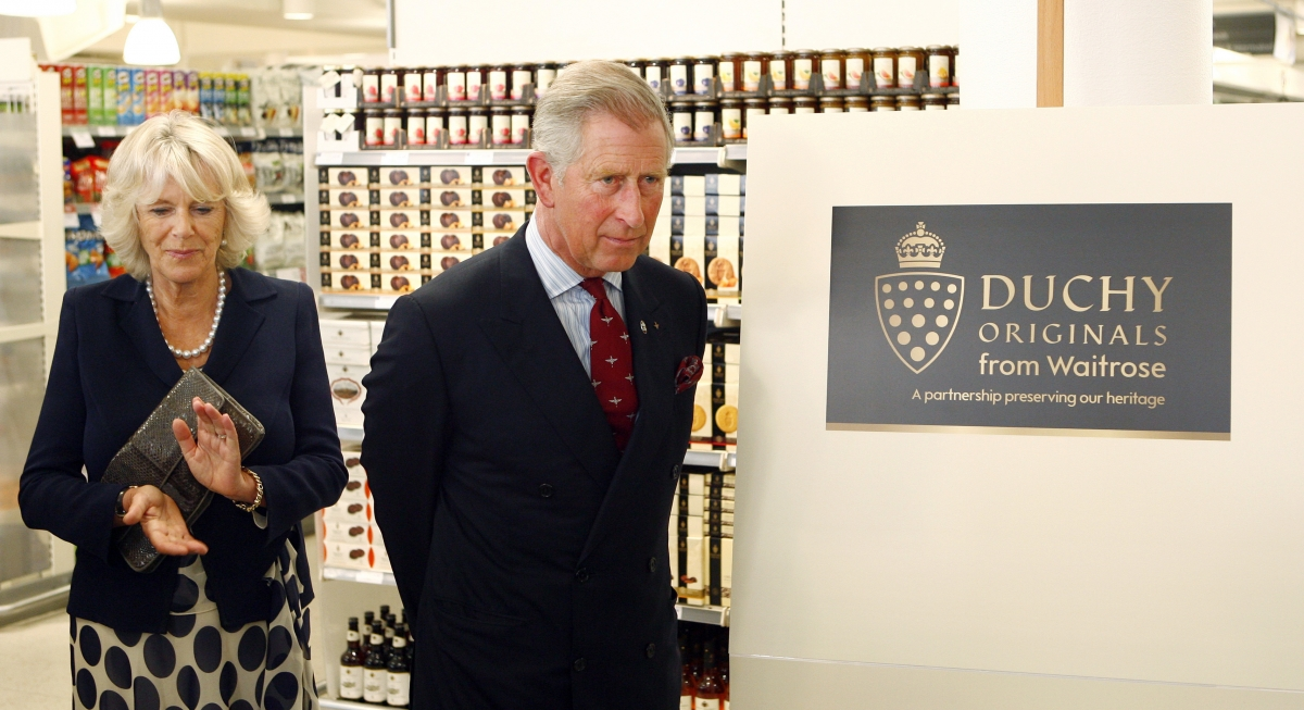 Prince Charles's charity returns £1.8m to Duchy Originals after changes by ICAEW