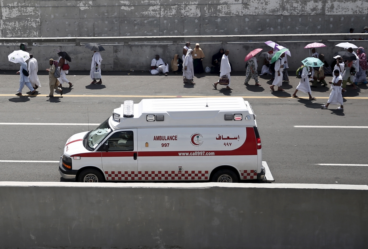 Saudi hospital fire in Jazan